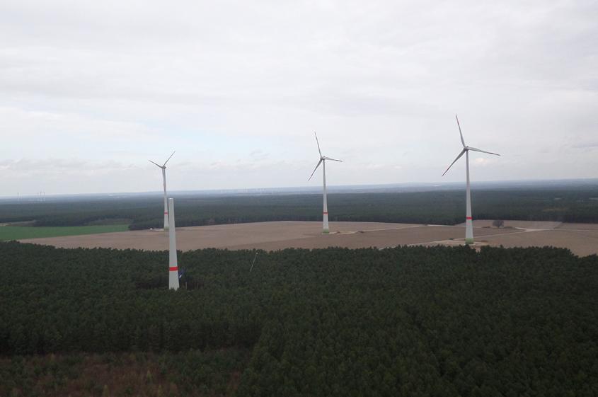 Windpark Feldheim
