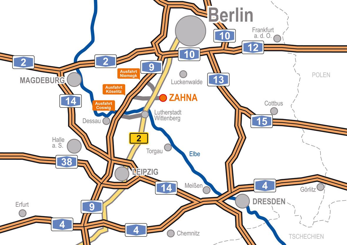 Anfahrt-BEZ-GmbH-Rahnsdorfer-Strasse-39a-Zahna